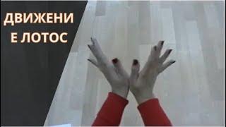Обучение Восточному танцу – движение лотос