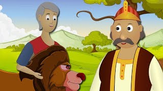 Bible Stories For Kids   Popular Stories   The Story of Lion   The Story of Elijah