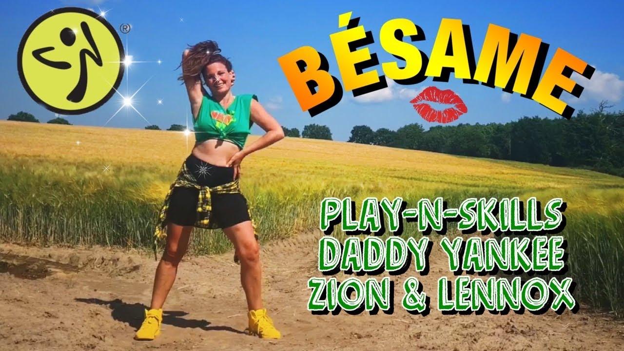 💋 Bésame 💋 Plan-N-Skills, Daddy Yankee, Zion & Lennox 💋 Zumba Choreo by Inka Brammer