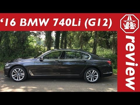 2016 BMW 740Li (G12) - In Depth Review, Full Test, Test Drive