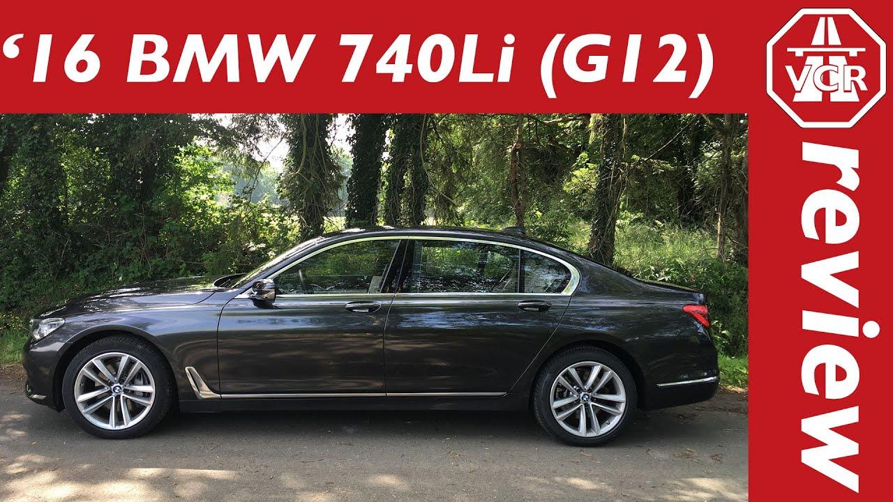 2016 Bmw 740li G12 In Depth Review Full Test Drive