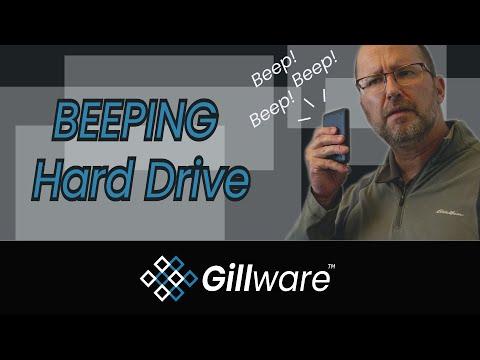 Hard Drive Beeping: Why It Happens & How We Fix It | Gillware Inc