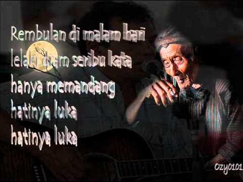 Franky Sahilatua-Lelaki dan Rembulan+lyric.wmv
