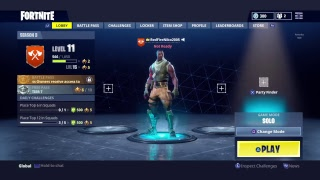 Live PS4-uitzending FORTNITE #2  PS4