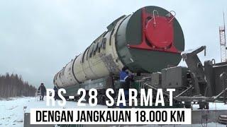 RS-28 Sarmat, Rudal Balistik Antar Benua Yang Tak Kunjung Selesai