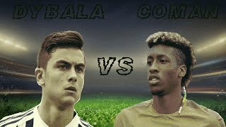 The Ultimate Skills Show 2014-2015 || Paulo Dybala VS Kingsley Coman ||
