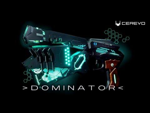 パラライザーからエリミネーターへ。電動フル可動モデル「DOMINATOR(ドミネーター)」 - Cerevo