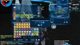 AO: Lv100 hawk legending demo