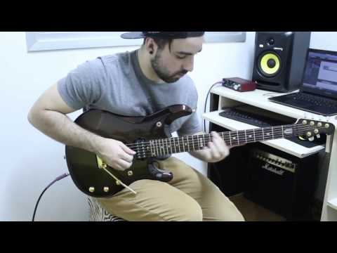 Dream Theater - Behind the Veil Guitar Solo