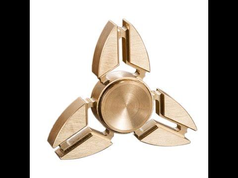 Metal Fidget Spinner Review