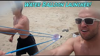 Outer Banks Water Balloon Challenge!!