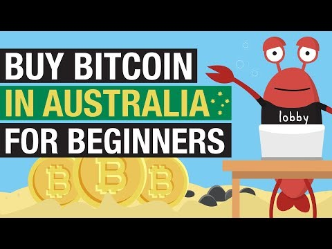 How To Buy Bitcoin In Australia For Beginners