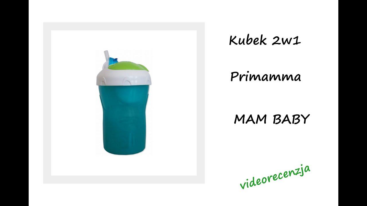 5cbdc9e2dd8f Kubek 2w1 Primamma od MamBaby - videorecenzja - YouTube