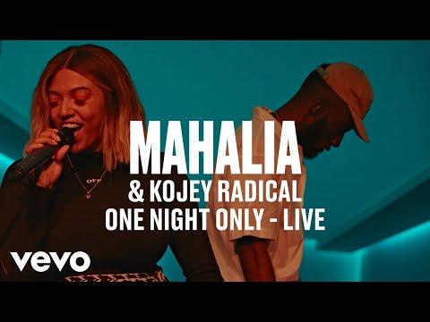 Mahalia - One Night Only   Vevo DSCVR ft Kojey Radical