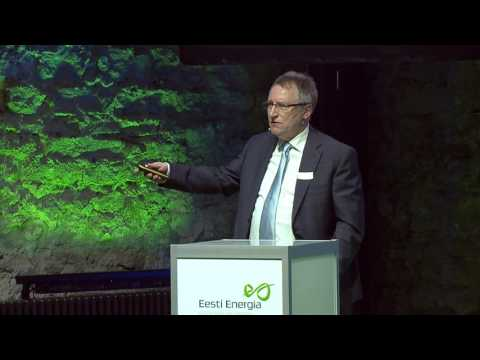 Energiafoorum 2015. Andreas Orth. Sustainable Technology for the Oil Shale Industry