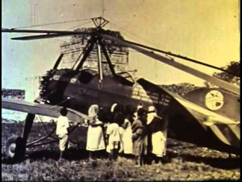 Legacy of Wings - The Harold F. Pitcairn Story - Part 3 of 5