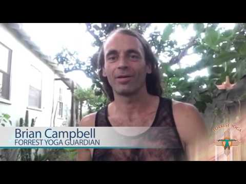 Celebrating 40 Years of Forrest Yoga: Brian Campbell