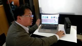 Gambar cover NAD D3020 萬用桌上藍牙音響主機 電腦USB功能示範