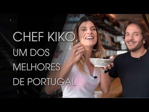 Chef Kiko, Um Dos Melhores De Portugal.
