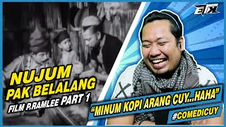 KOPI ARANG CUY..!!! NUJUM PAK BELALANG - PART 1 | REACTION