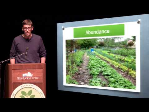 ENTREPRENEUR SHOWCASE: Urban Agriculture Panel - Slow Money 2014