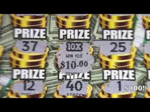 Missouri Lottery Scratchers Tickets