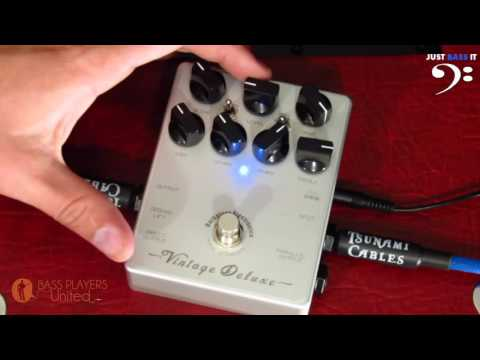 DarkGlass Electronics Vintage Deluxe Demo - Just Bass It