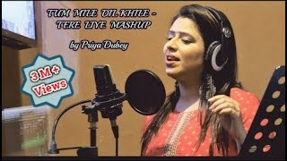 Tum Mile Dil Khile & Tere Liye | Romantic Mashup | ft. Priya Dubey