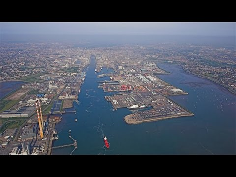 Dublin Port Alexandra Basin - the challenge to keep pace wit