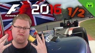PIET RÄUMT DHALU AB | Großbritannien 1/2 🎮 F1 2016 #31