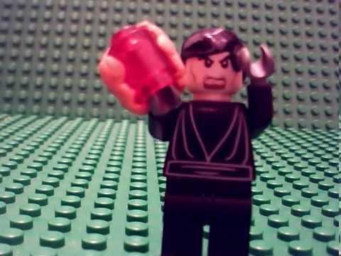 Lego Threw It On The Ground