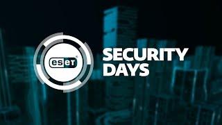 """ESET Security Day"" Transliacija"