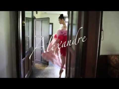 <Trailer   16th July>Alexandre Issue005 後編 木村優里(新国立劇場バレエ団)×沢渡朔 7/16公開!!
