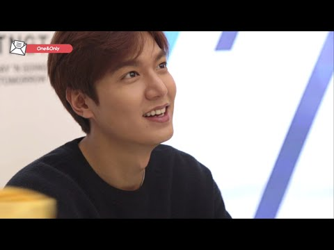 [LEE MIN HO] 8 Letters #EP4. One&Only  (오직 단 하나)