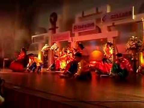 mangalay tambour
