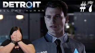 Detroit: Become Human - Wysypisko i miły pan #7