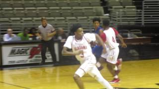 Mississippi All Stars verse Alabama All Stars High School Boy's Basketball Game At Alabama State