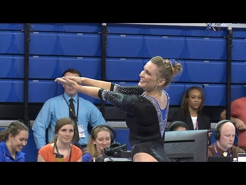 Florida Gymnastics: Bridget Sloan Perfect 10 3-11-16