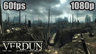 Verdun Gameplay - World War 1 Action FPS Realistic Shooter Indie PC Game 1080p 60fps Multiplayer