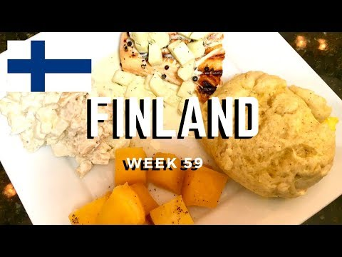 Second Spin, Country 59: Finland [International Food]