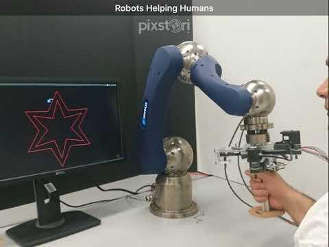 Ehsan Tarkesh Esfahani - Robots Helping Humans