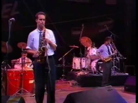 The Lounge Lizards - Stuttgart, Germany, 1989-07-15 (full)