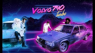 VOLVO 740 TURBO: Скрытый потенциал | ft. KLoP Show
