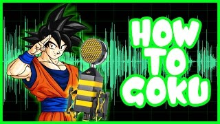 HOW TO GOKU | The Voice of DBZA Goku Explained!