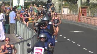 2015 IPIC ITU World Triathlon Abu Dhabi - Elite Women