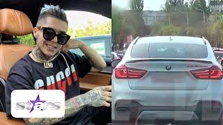 Alexia i Mario Fresh, n pericol din cauza lui Lino Golden! Cum a condus prin Bucureti