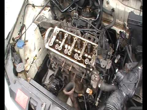Distruction Of The 1 4 Engine Youtube