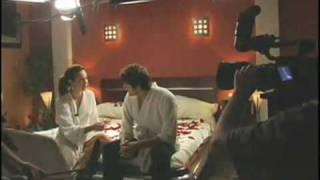 Repeat youtube video Bastidores do filme Entre Lençóis