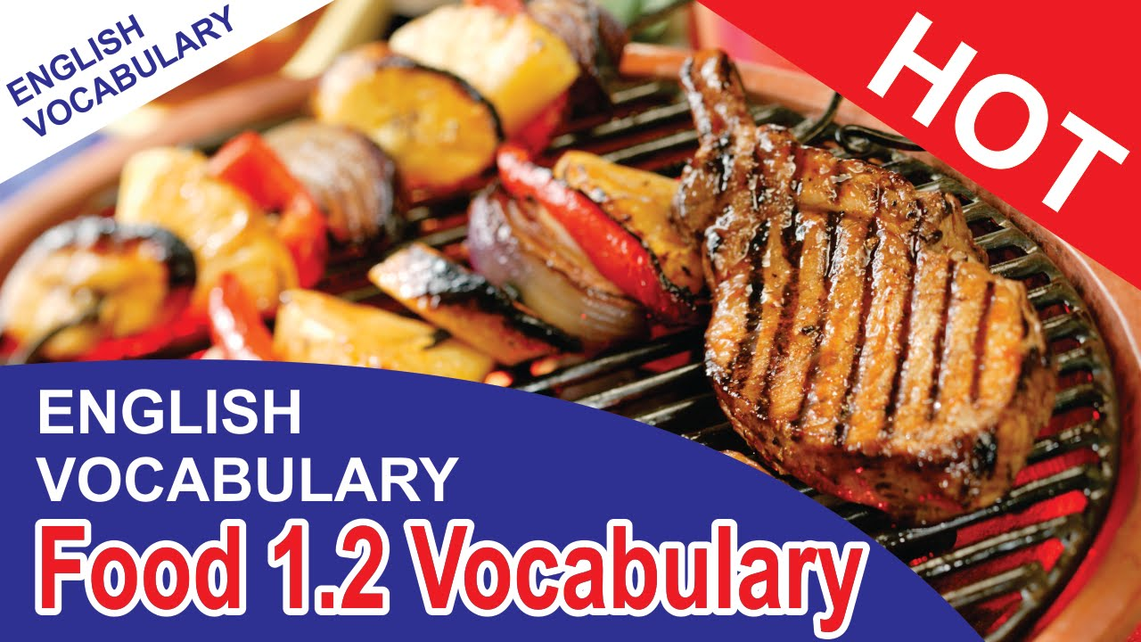 English vocabulary for beginner food vocabulary 12 english english vocabulary for beginner food vocabulary 12 english vocabulary youtube forumfinder Choice Image