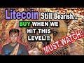BUY LITECOIN WHEN WE HIT THIS PRICE! LTC Victim Of Bearish Market (DGB Analysis)